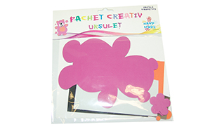 kit creativ diferite animale
