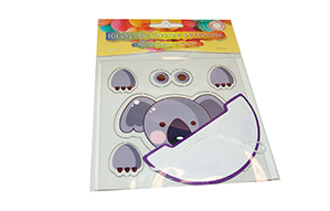 Kit sfera decorativa 10 cm – animale