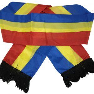 Fular Romania / Esarfa tricolora
