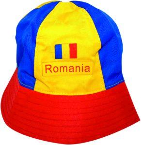 palarie romania palarie tricolora