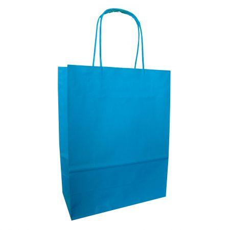 Punga cadou Colorata Medie, albastru deschis