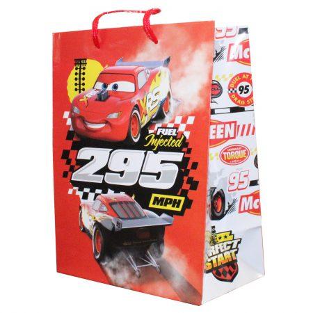 Pungă cadou Disney M, Cars