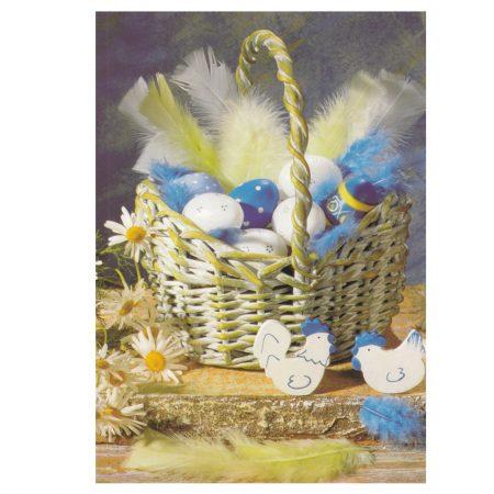 Carte poștală Paște
