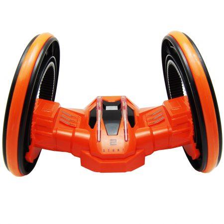 Dual Roller Crazy Car Orange