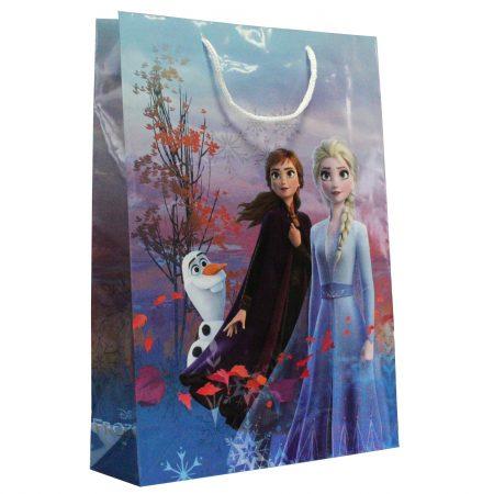 Pungă cadou Disney XL,Frozen